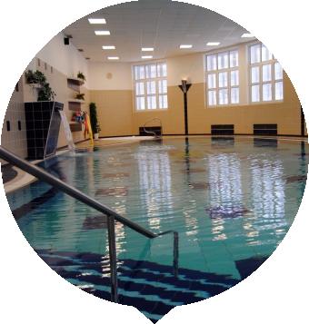Wellness centrum Priessnitzovy léčebné lázně