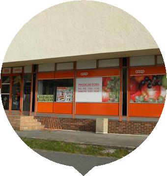 Supermarket COOP