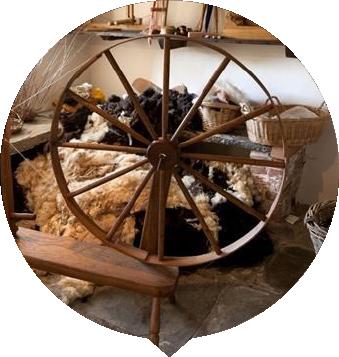 Tkalcovská expozice na Rejvízu