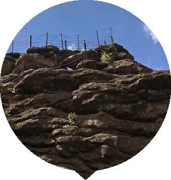 Vyhlídka čertovy kameny