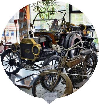 Auto-moto veterán muzeum