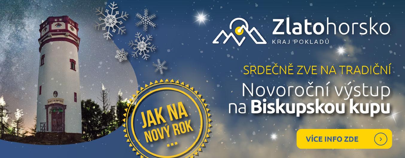 Novoroční výstup – ZRUŠENO!!!