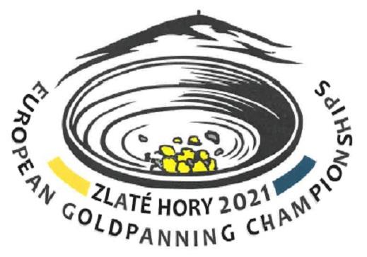 ME v rýžování zlata má své logo